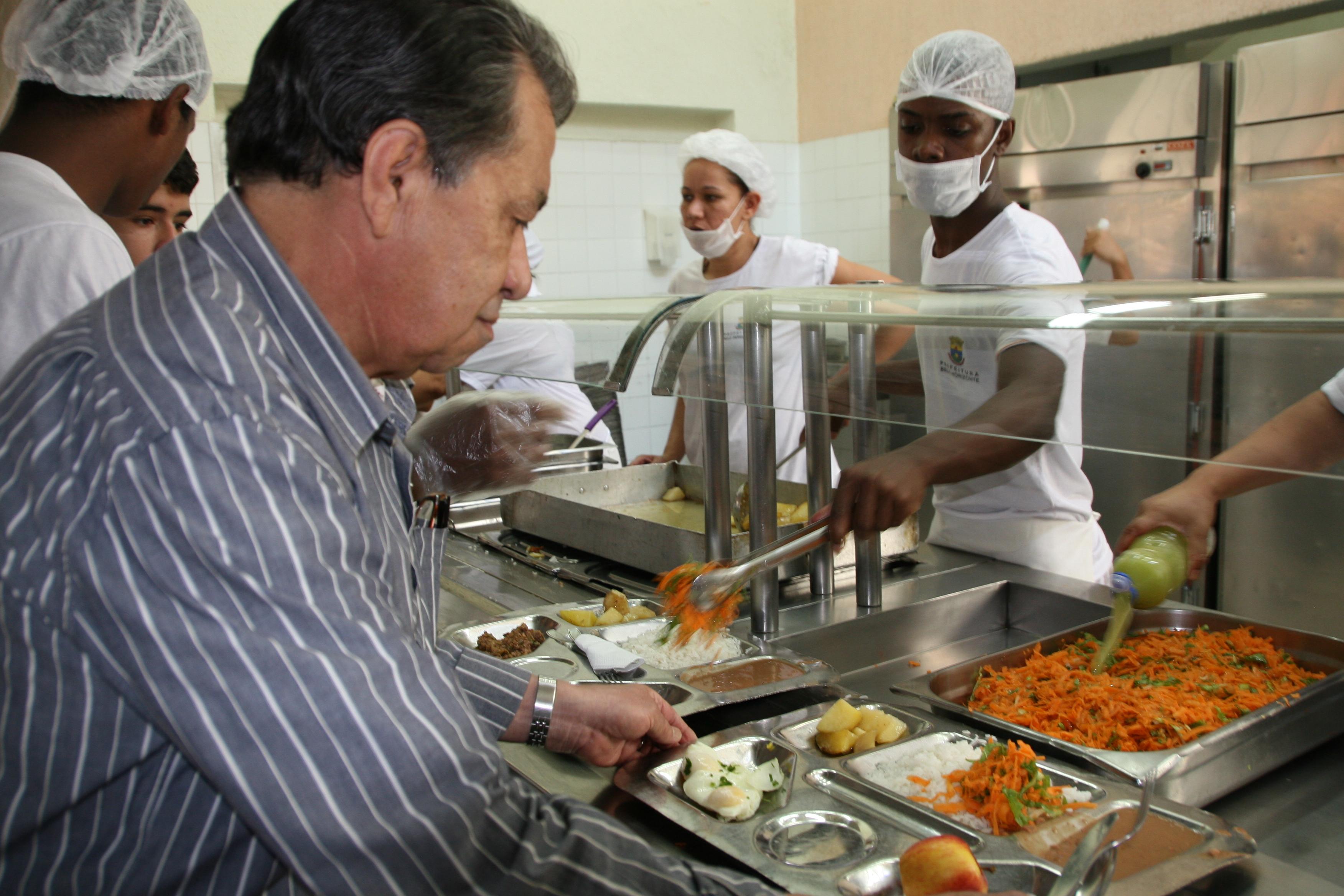 Brazil cafeteria