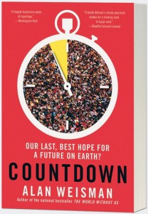 Countdown cover red