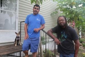 Jesus Garcia & Al Letson