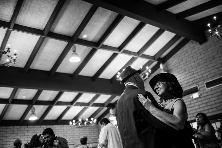 Dancers at Lincoln Heights